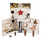 XXL Adventskalender Kosmetik und Drogerieartikel Extra groß mit vielen Markenartikeln