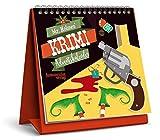 Mr. Holmes Krimi-Adventskalender: 24 weihnachtliche Kriminalfälle zum Miträtseln