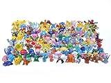 FUNTOYS 742128739218 - 24 verschiedene Pokemon im Set Sammelfiguren, 1-3 cm