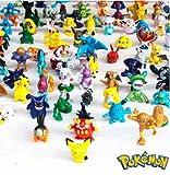 Pokemon Figuren 24 Stk. zwischen 1-3 cm
