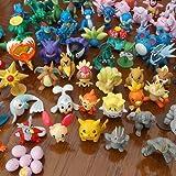 Pokémon Pearl Minifiguren 2-3 cm groß (24 Stück)