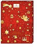 Niederegger Adventskalender Motiv 'Glamour', 1er Pack (1 x 500 g)