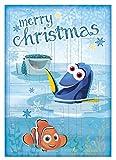 Undercover FDCW8020 Nemo/Finding Dory Findet Dorie Adventskalender, bunt
