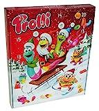 Trolli Adventskalender, 1er Pack (1 x 465g)