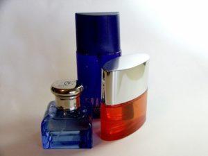 unterschiedliches Parfum