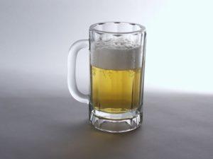Bier-im-Bierglas