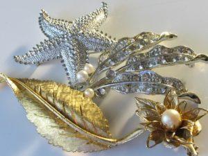 Silber und Goldschmuck