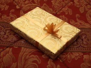 Schönes Geschenk