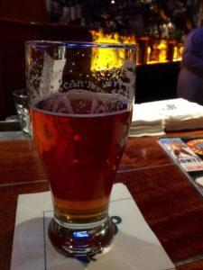 Craft Beer im Glas