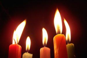 Kerzen Adventskalender