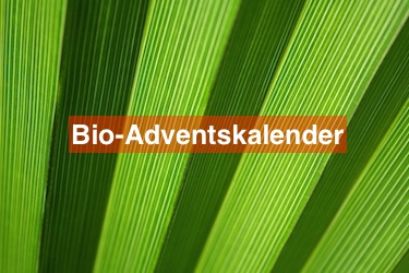 Bio Adventskalender
