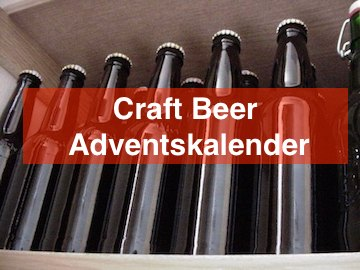 Craft Beer Adventskalender